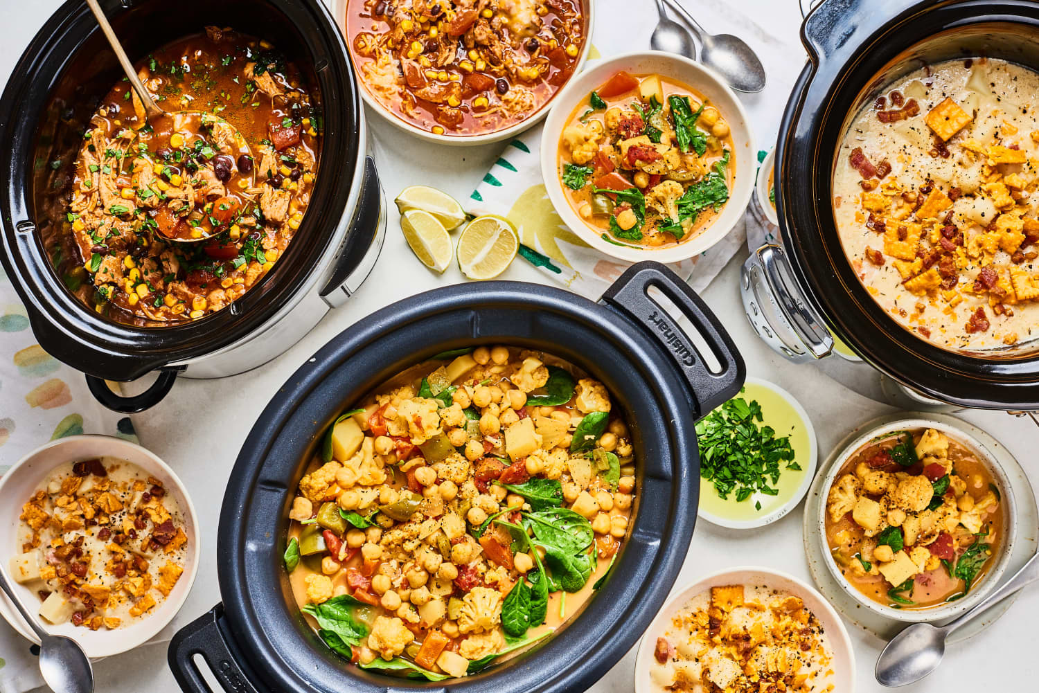 Every Single Slow Cooker Soup Recipe You Could Ever Need