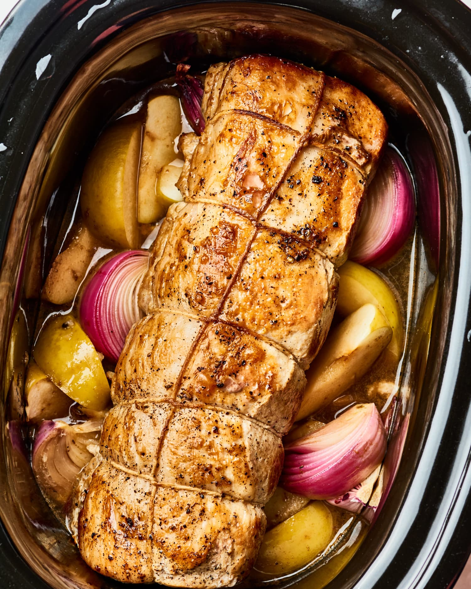 Your Slow Cooker Is the Key to the Best, Easiest Pork Roast