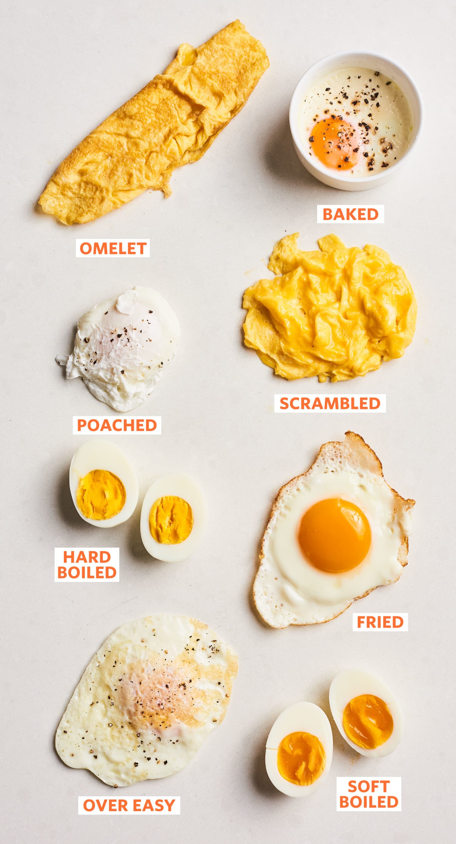 The 8 Essential Methods for Cooking Eggs (All in One Place)