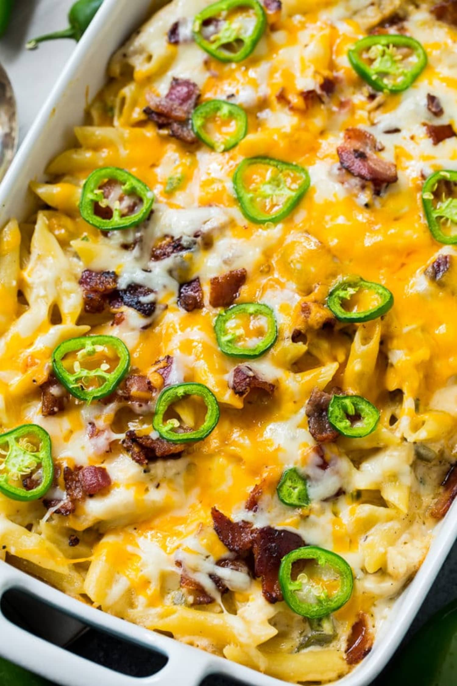 Jalapeño Popper Casserole Is the Perfect Hot Dish