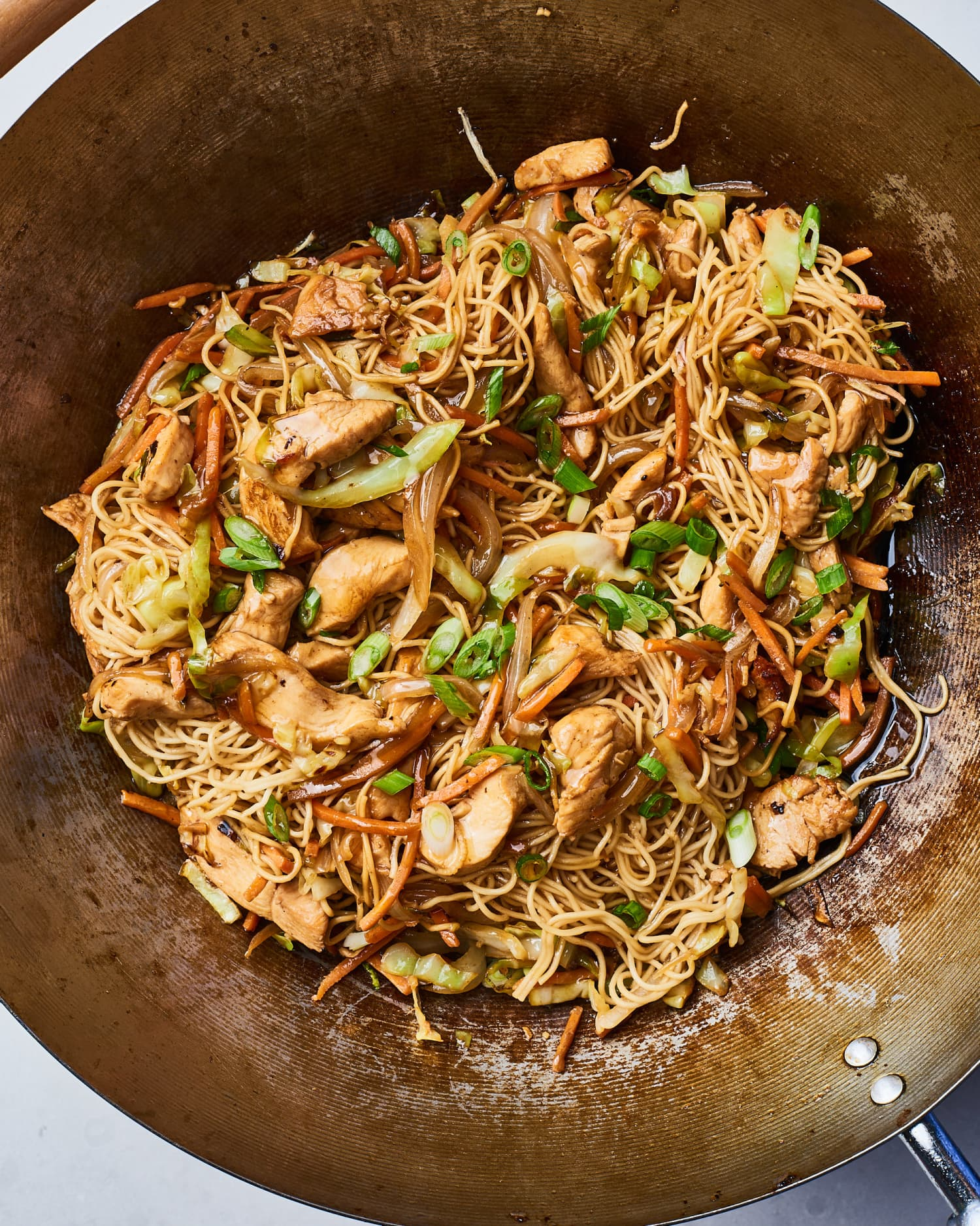 How To Make the Easiest Chow Mein in Just 20 Minutes — Cooking Lessons from The Kitchn