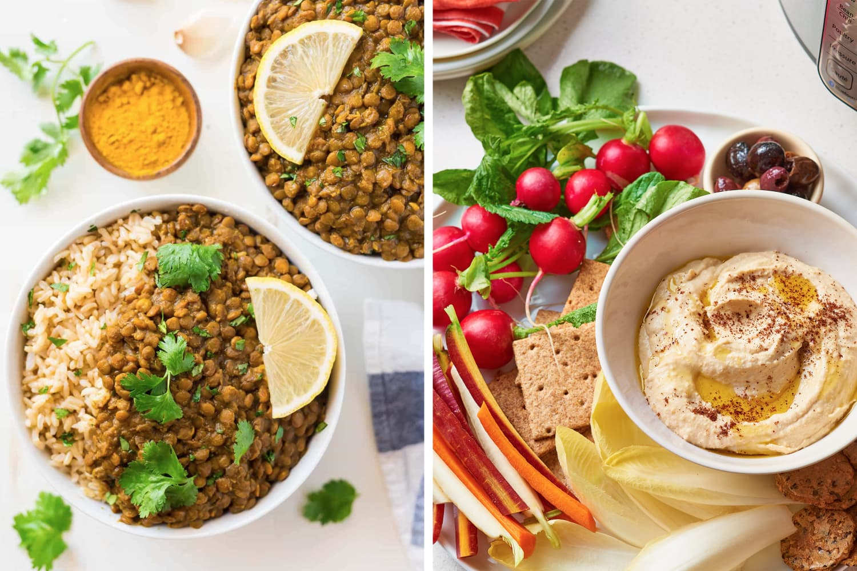 10 Vegan Instant Pot Recipes to Try ASAP