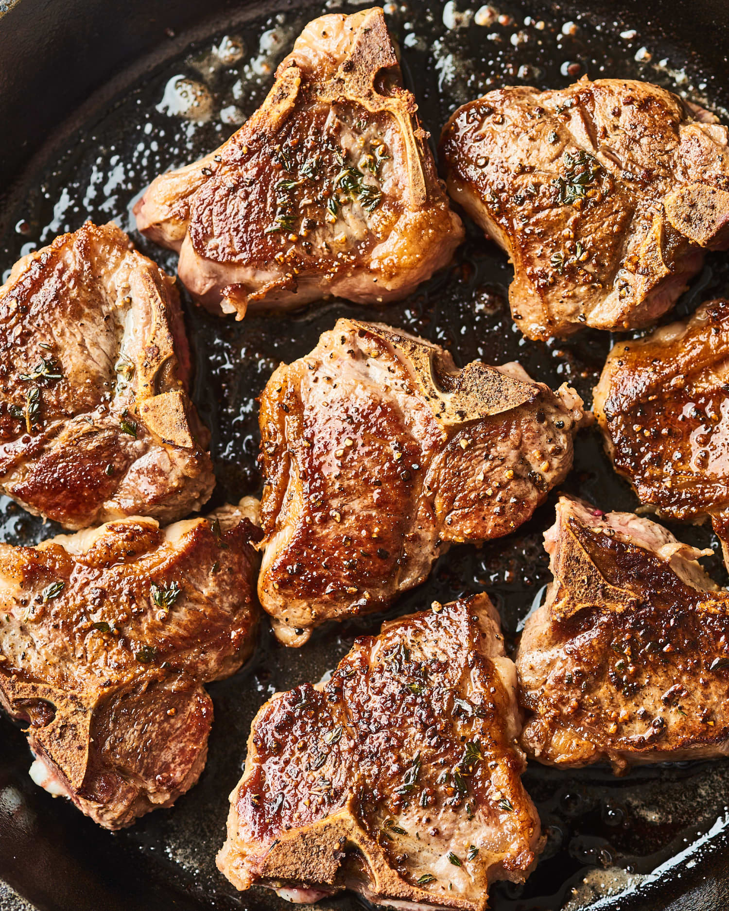 How To Make the Best-Ever Lamb Chops in Just 20 Minutes