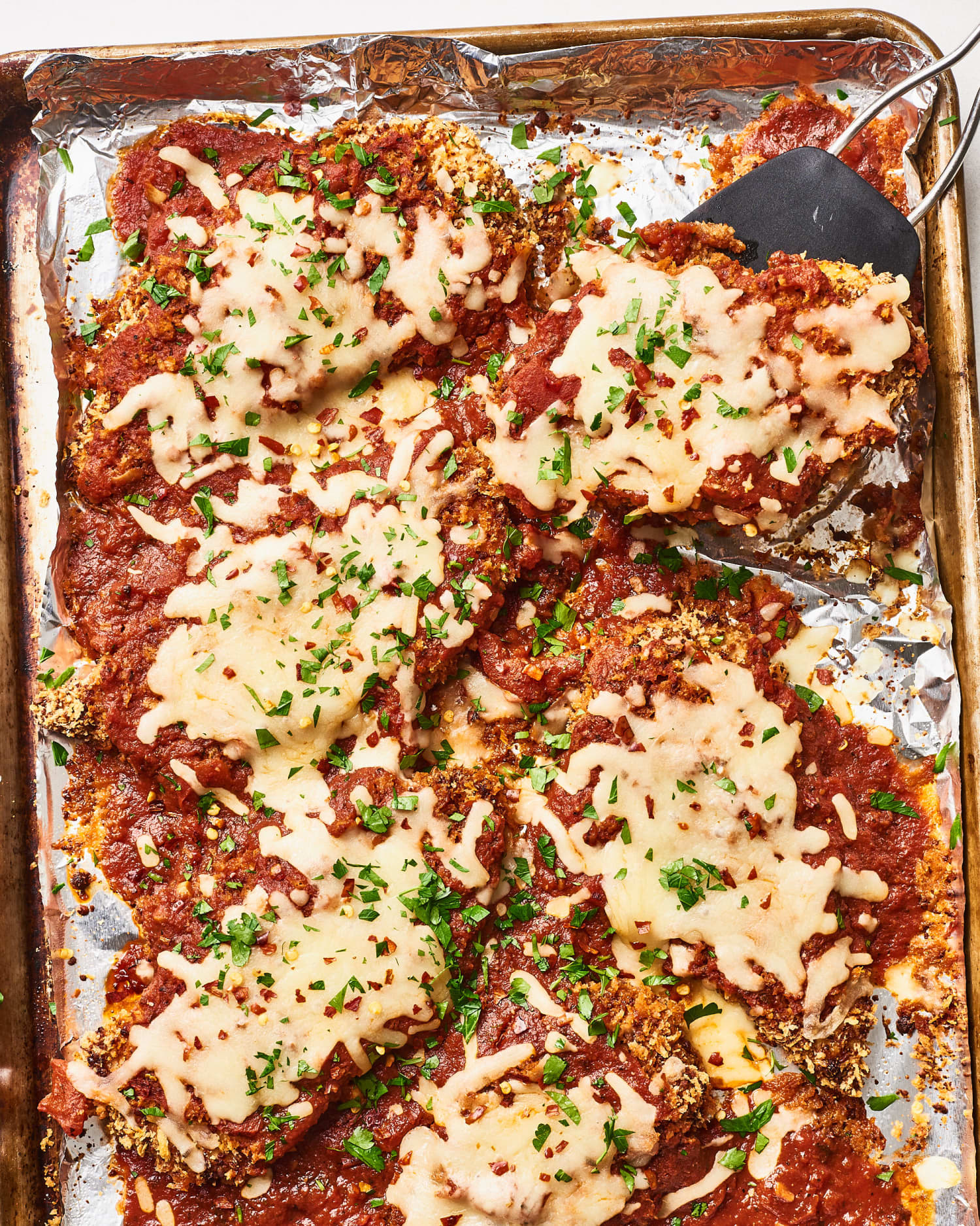 How To Make the Easiest Chicken Parmesan