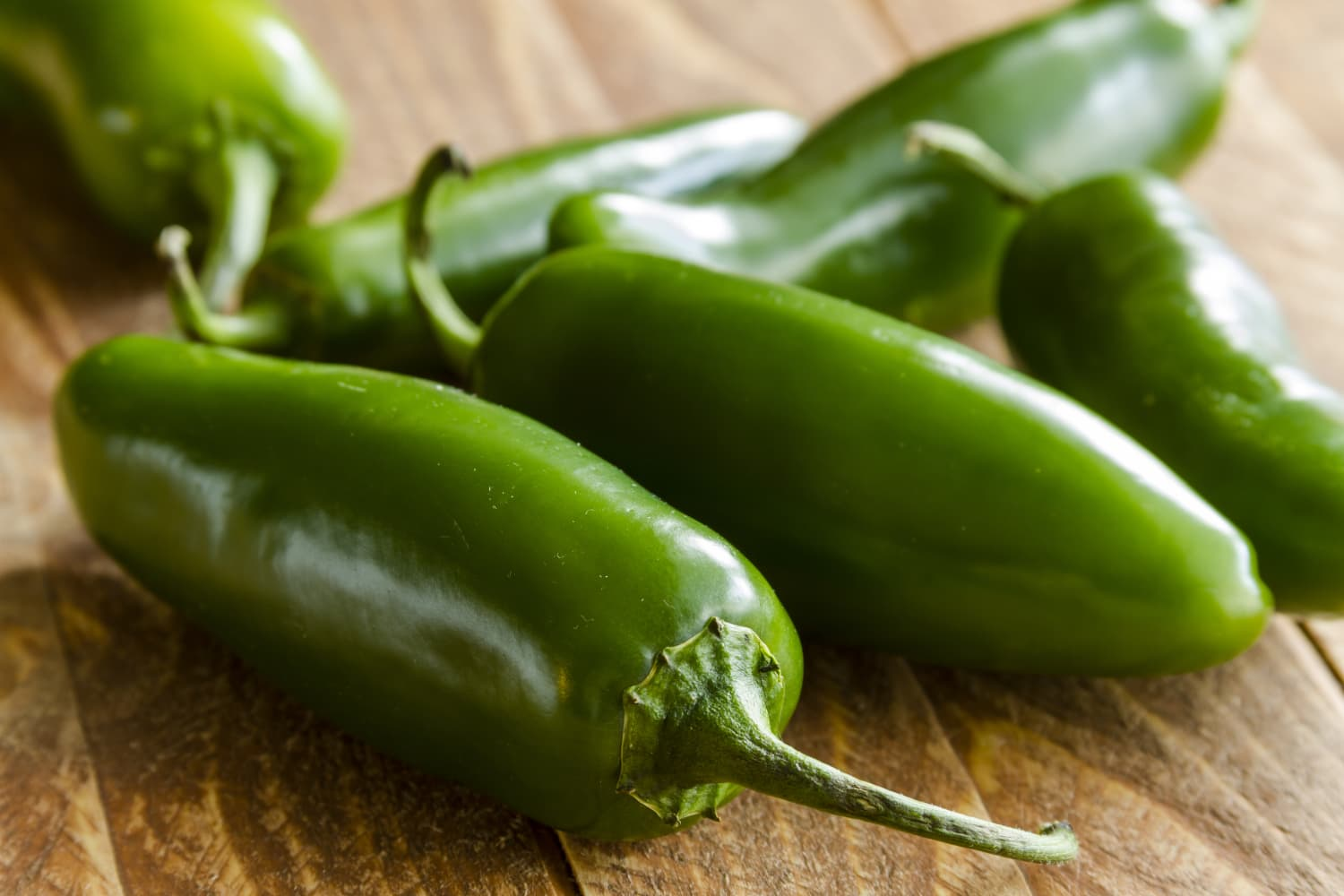 The One Thing You (Probably) Didn't Know About Jalapeños