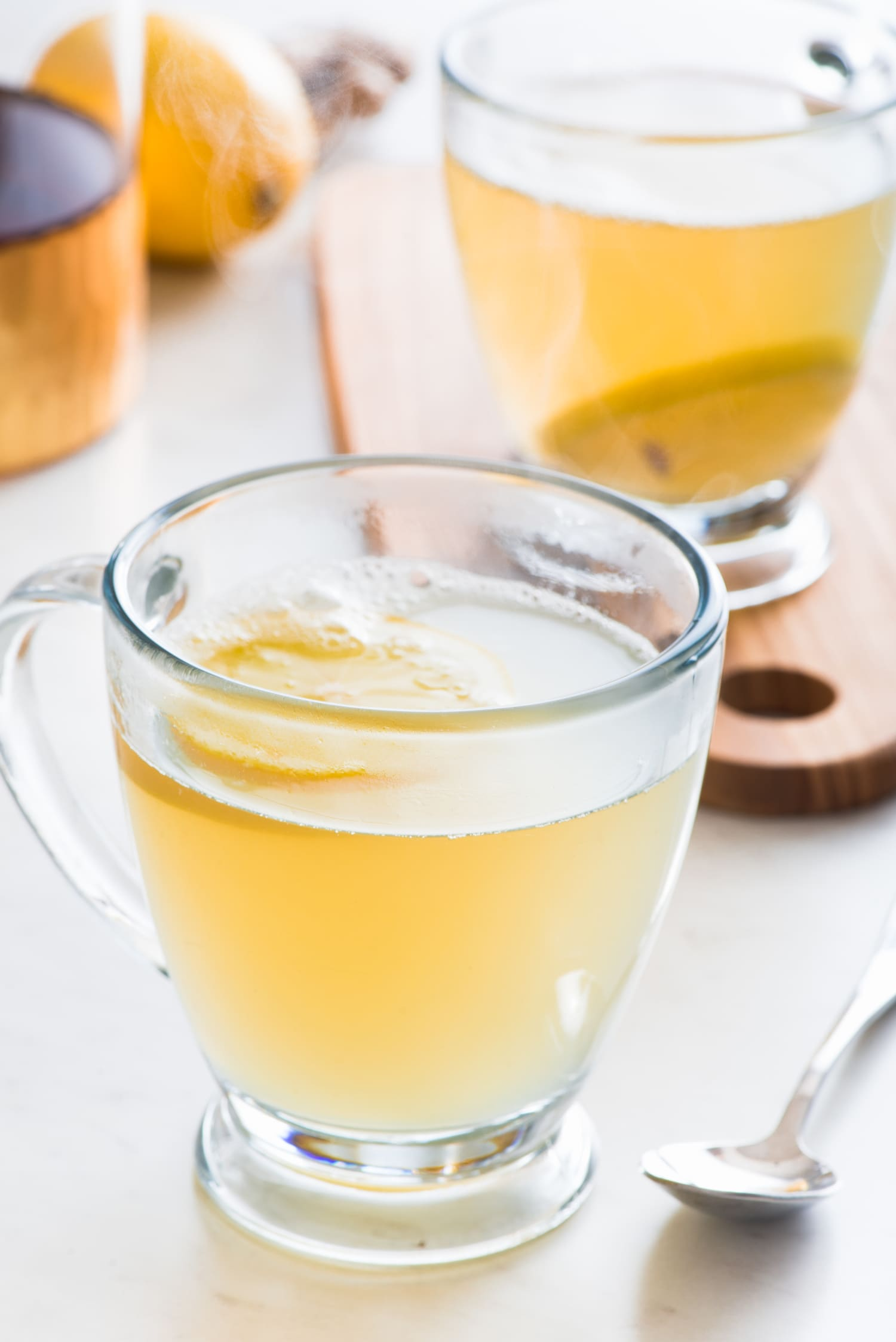 10 Warm Drinks That'll Soothe Your Throat During Cold Season