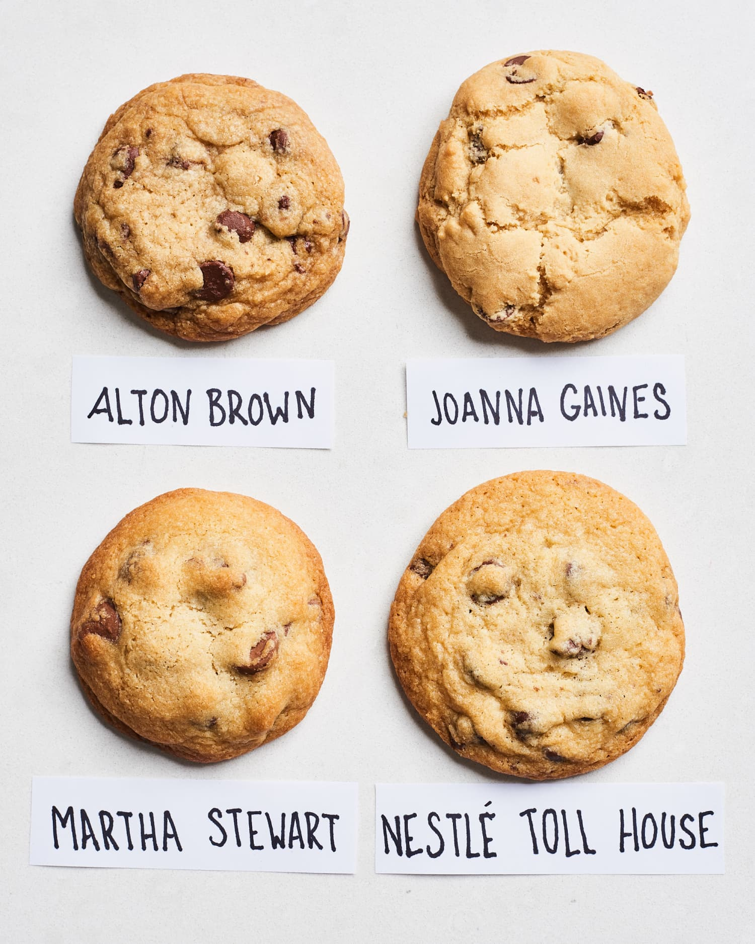 Who Wins the Title of Best Chocolate Chip Cookie Ever?