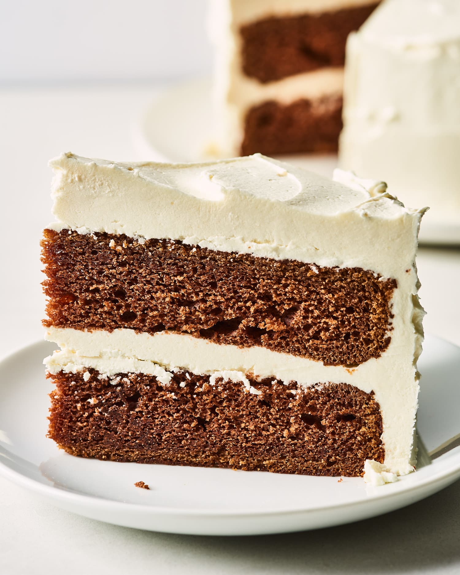 Before Red Velvet, There Was Mahogany: America's First Chocolate Cake