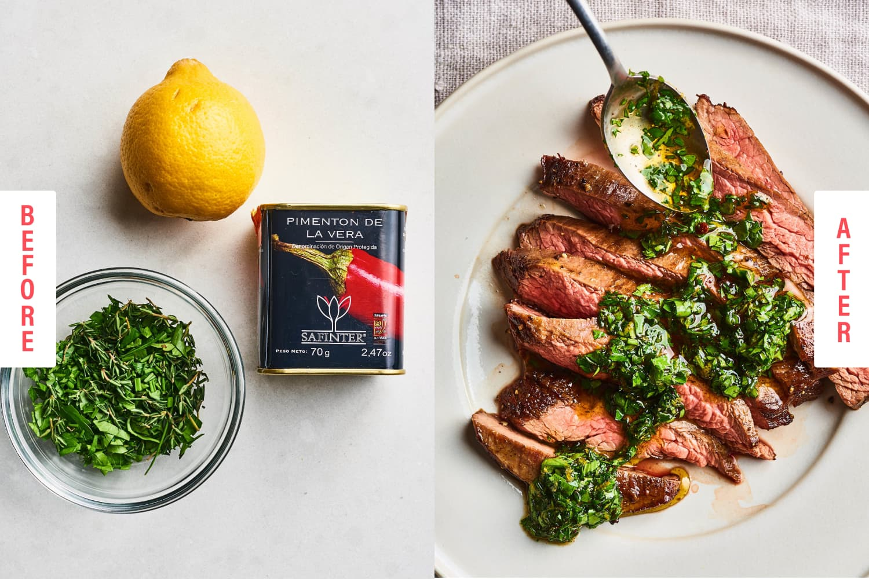 5 Easy 3-Ingredient Steak Sauces