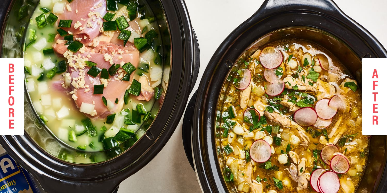 These All-Day Slow Cooker Dinners Cook While You're at Work or School