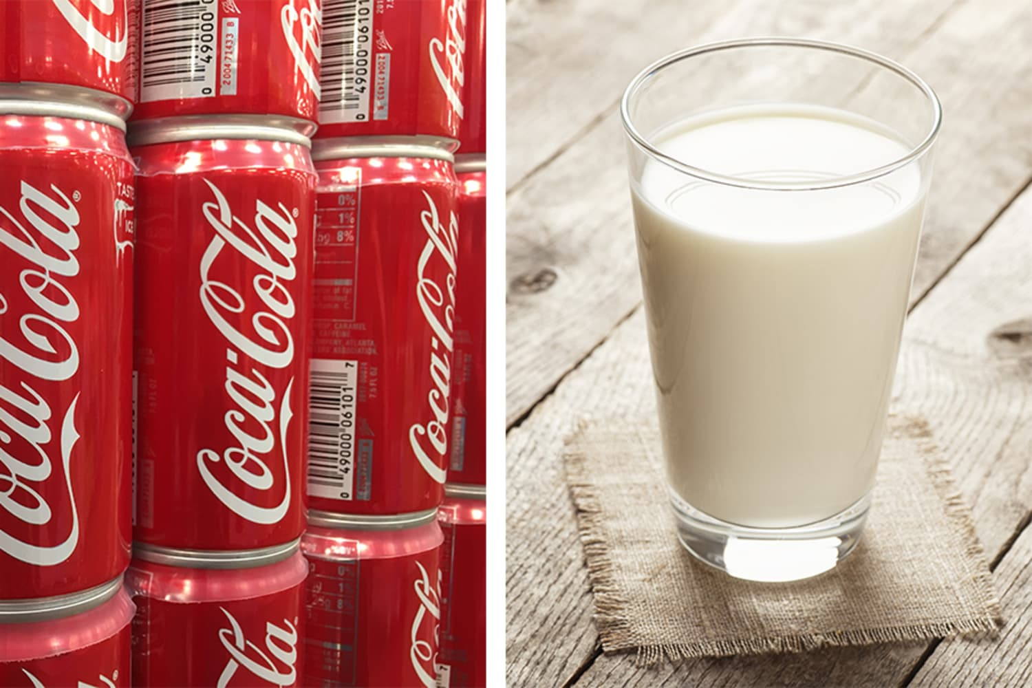 Mixing Coca-Cola and Milk Is a Thing People Do, I Guess — Food News