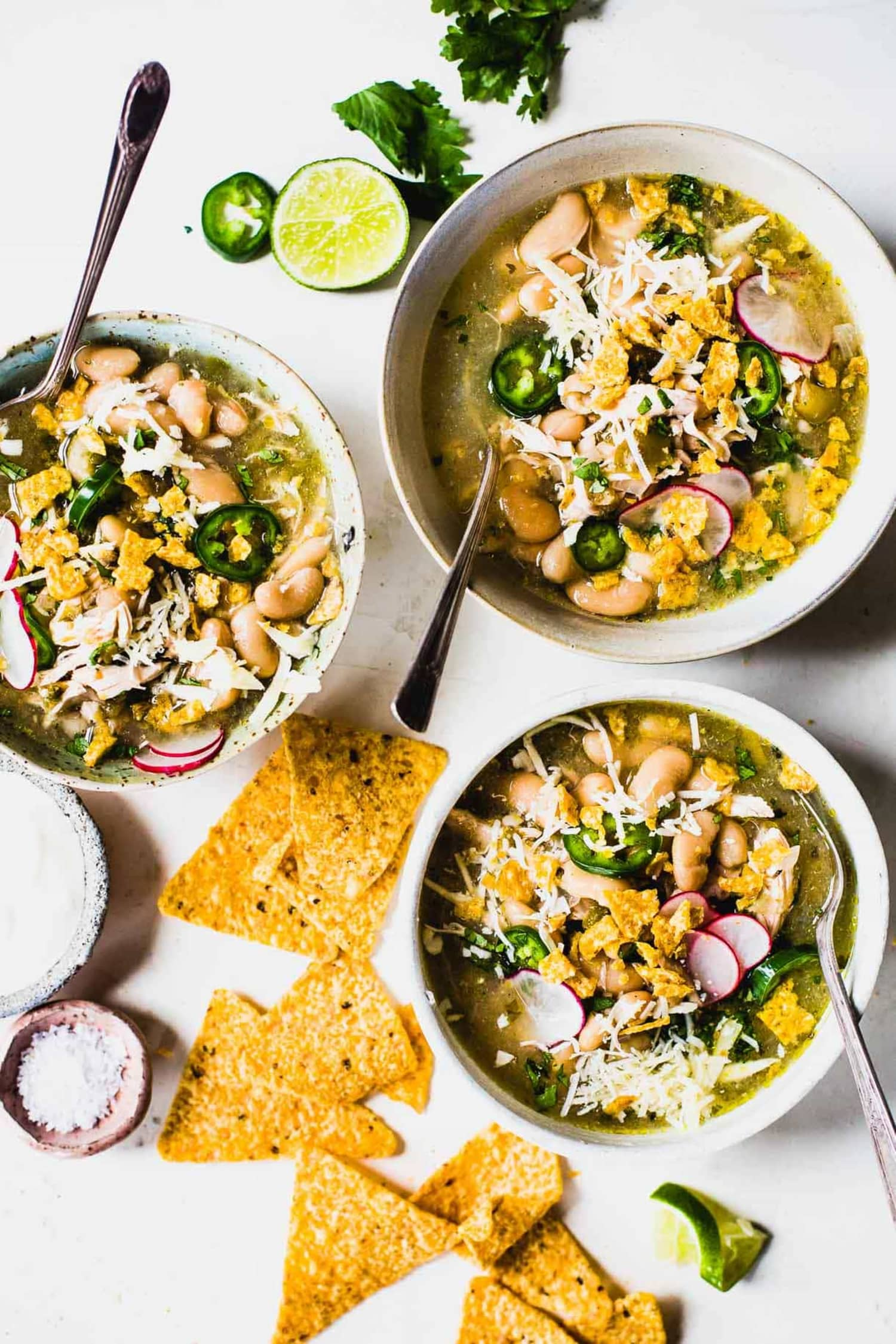 Spicy Lime Chicken Soup Is an Instant Dinner Winner