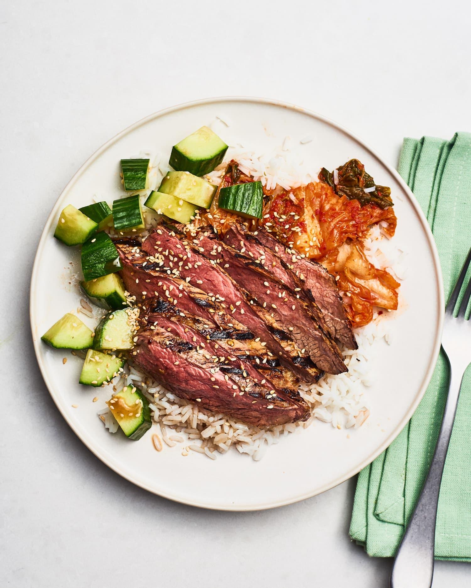Recipe: Flank Steak Marinade