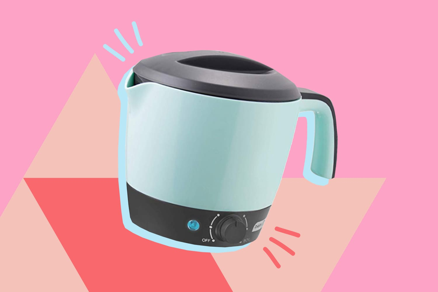 3 Cute, Small Space-Friendly Appliances on Sale on Amazon Right Now