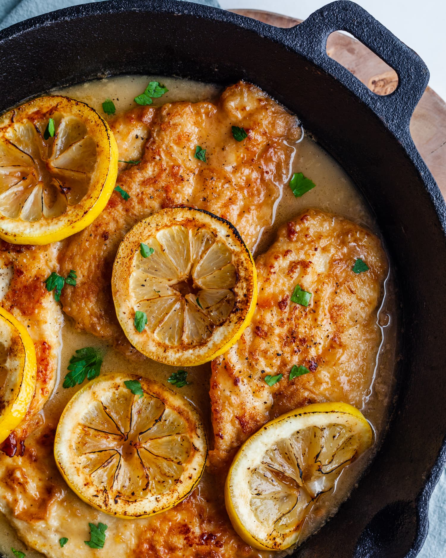Recipe: 30-Minute Chicken Francese