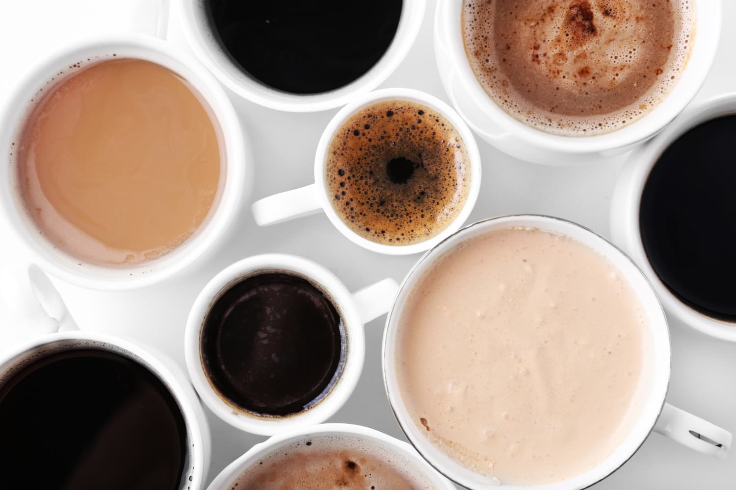 This Coffee Chart Is Dividing the Internet