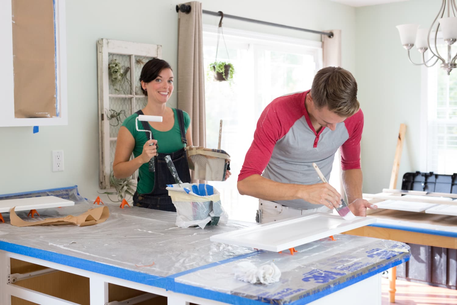 The Biggest Drawbacks to Painting Your Kitchen Cabinets