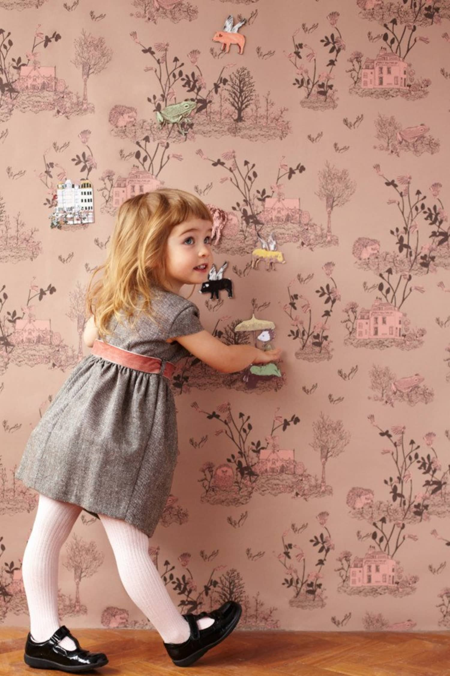 5 Interactive Wallpapers for Kids