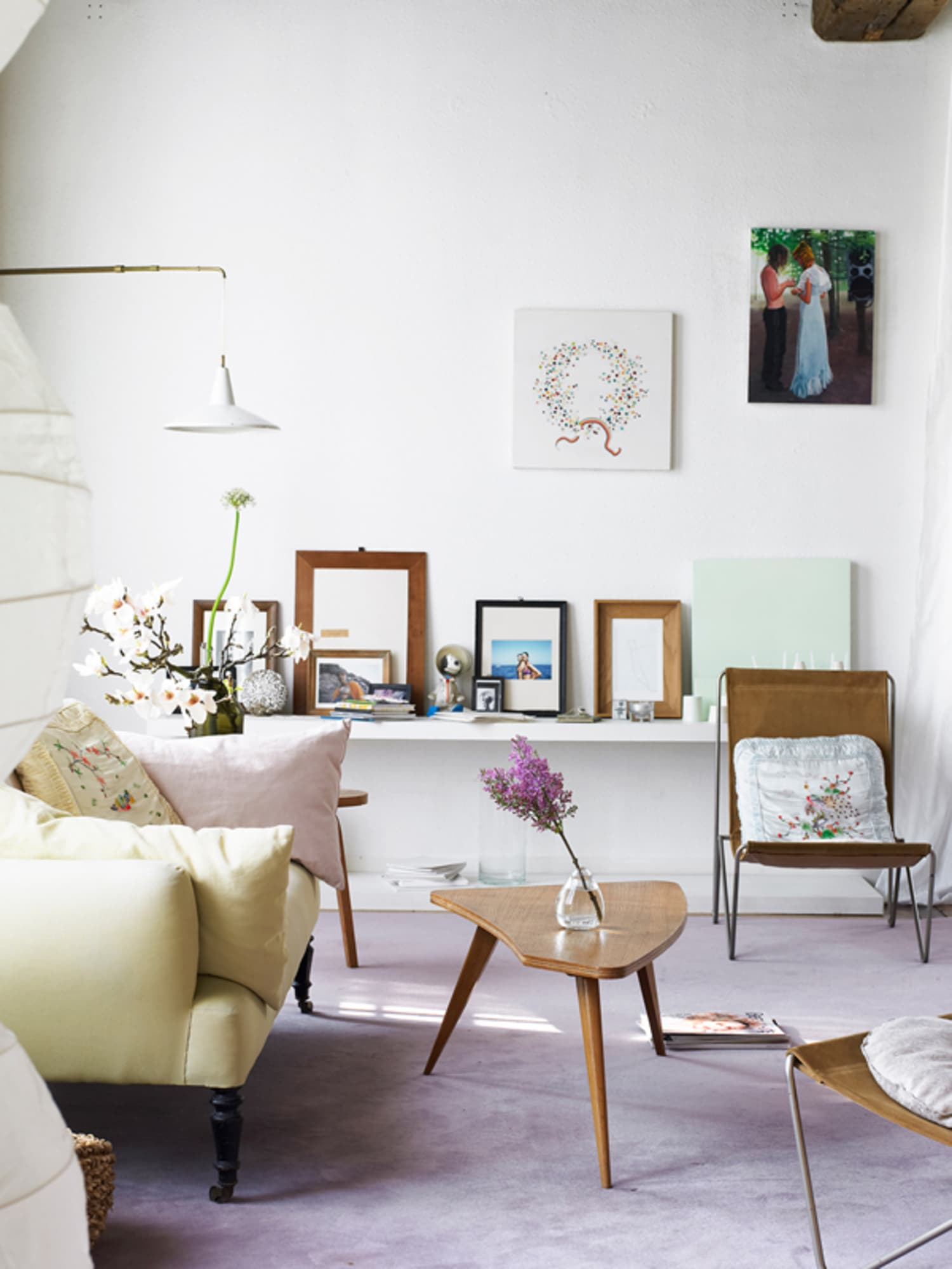 Decorating Tricks to Steal from Stylish Paris Interiors