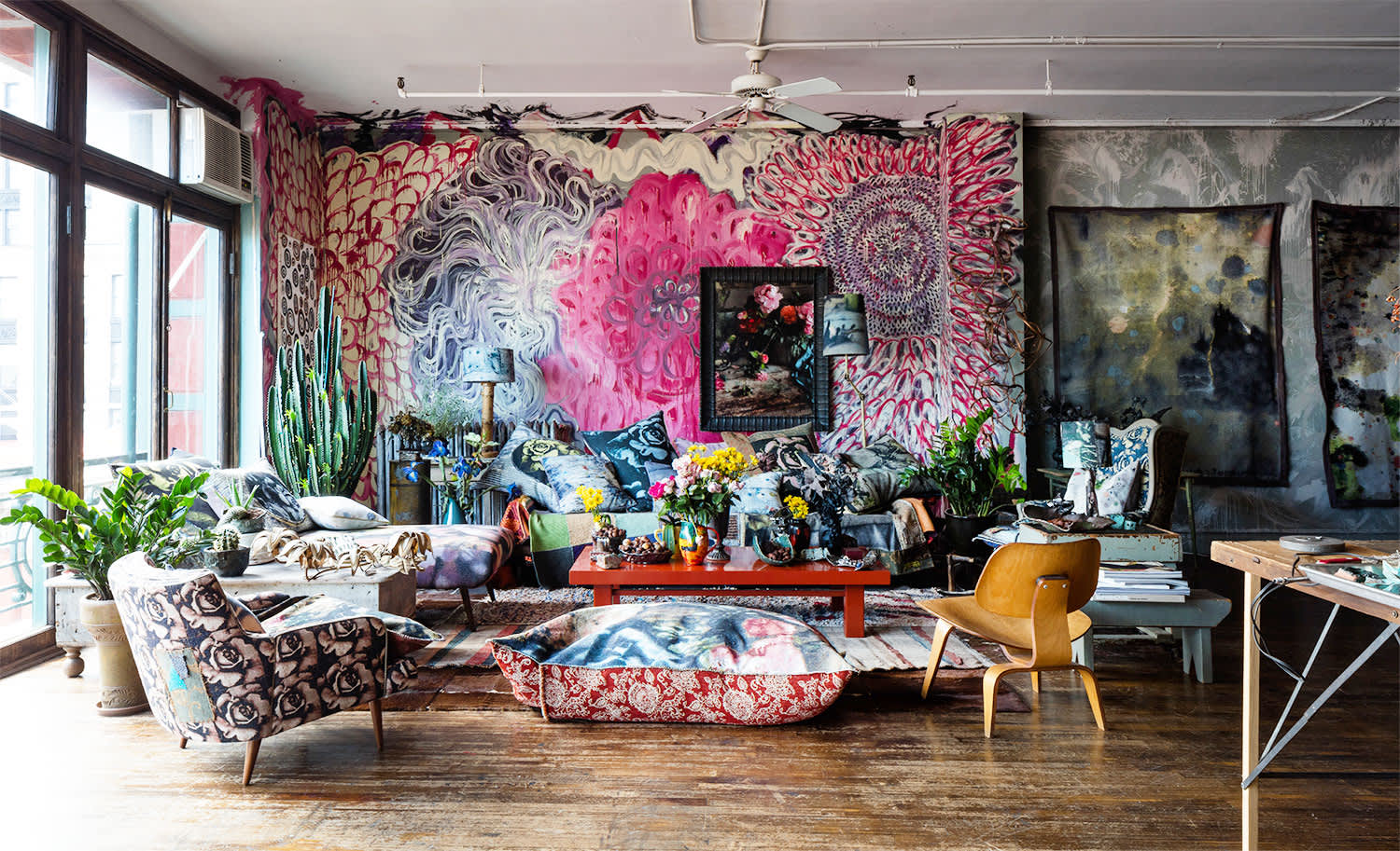 How Artists Live: Incredibly Creative Homes Like Nothing You've Seen Before