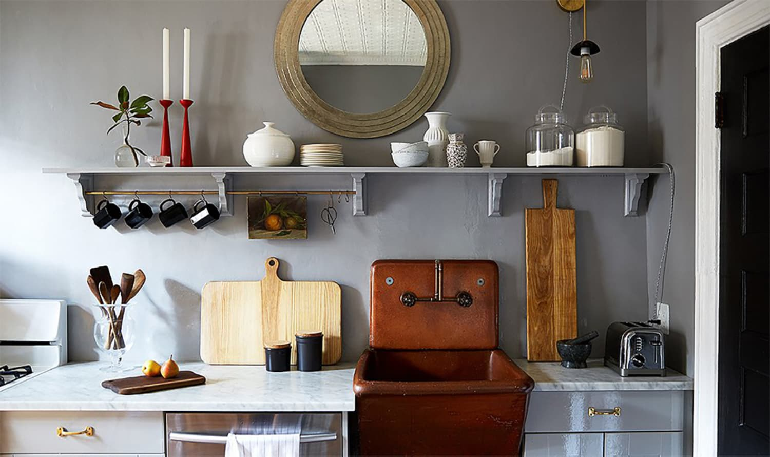 5 Totally-on-Trend Kitchen Styles