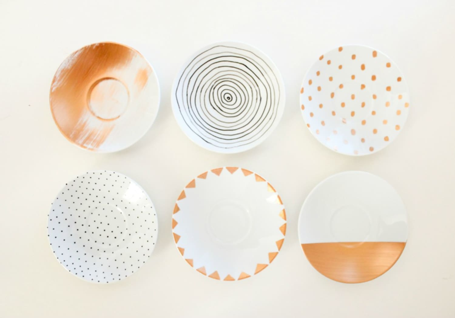"""DIY Dish Upgrades That'll Turn You Into The """"Hostess With The Mostess"""""""