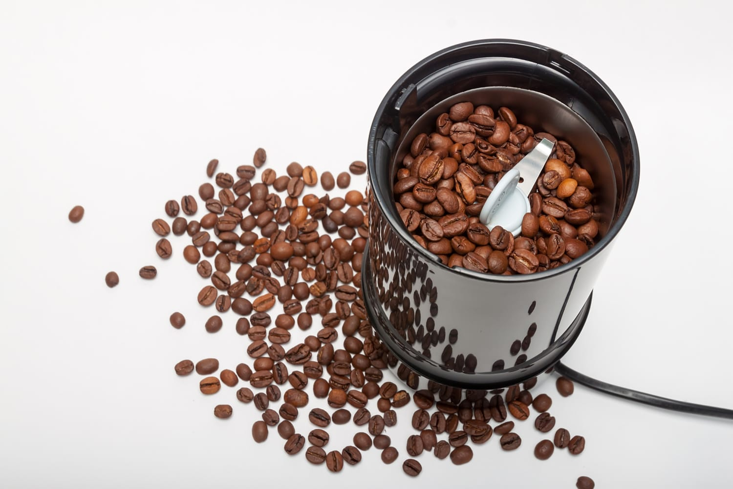 Why You Should Put Rice in Your Coffee Grinder