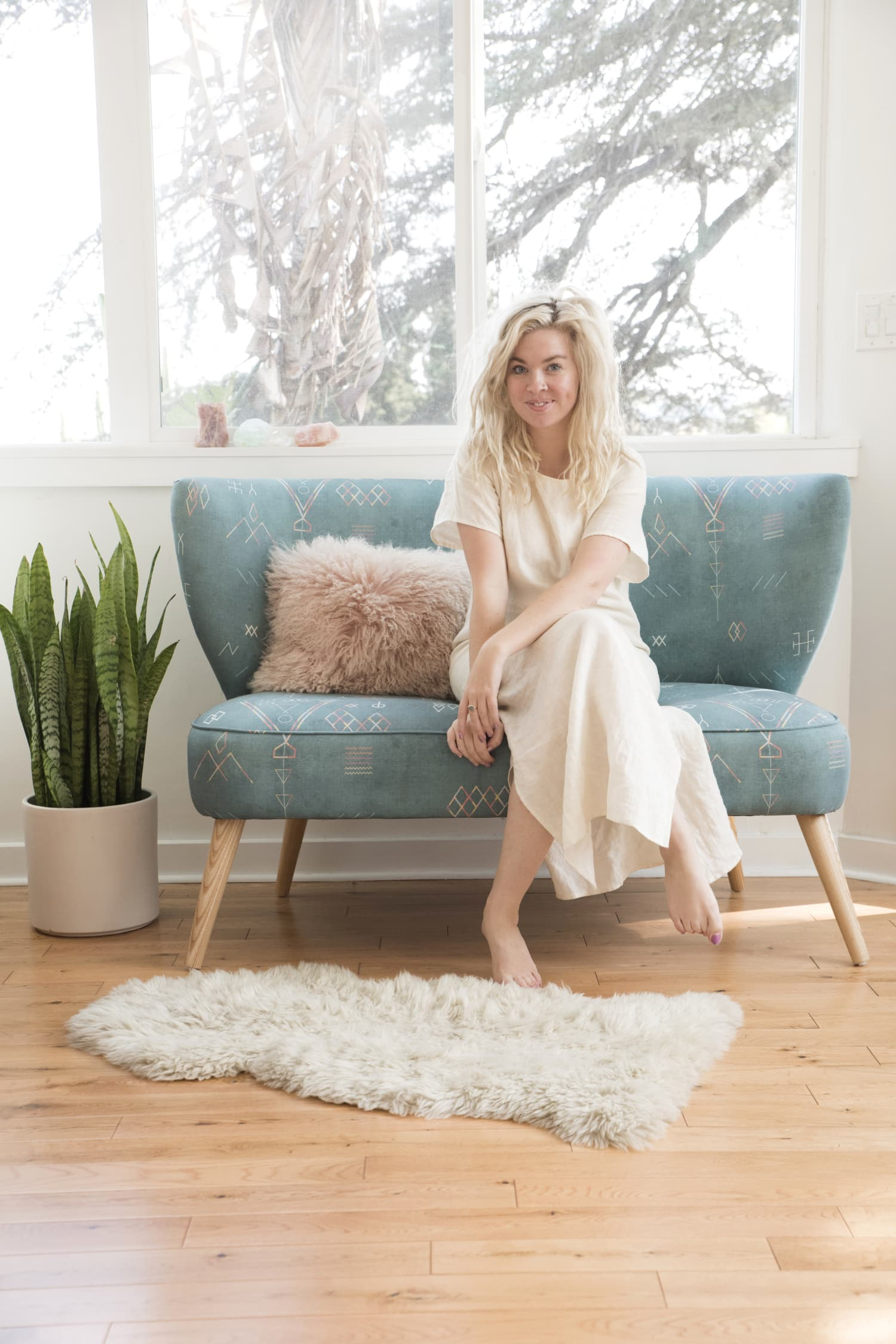 This Design Blogger Just Debuted a New Furniture Line at Target
