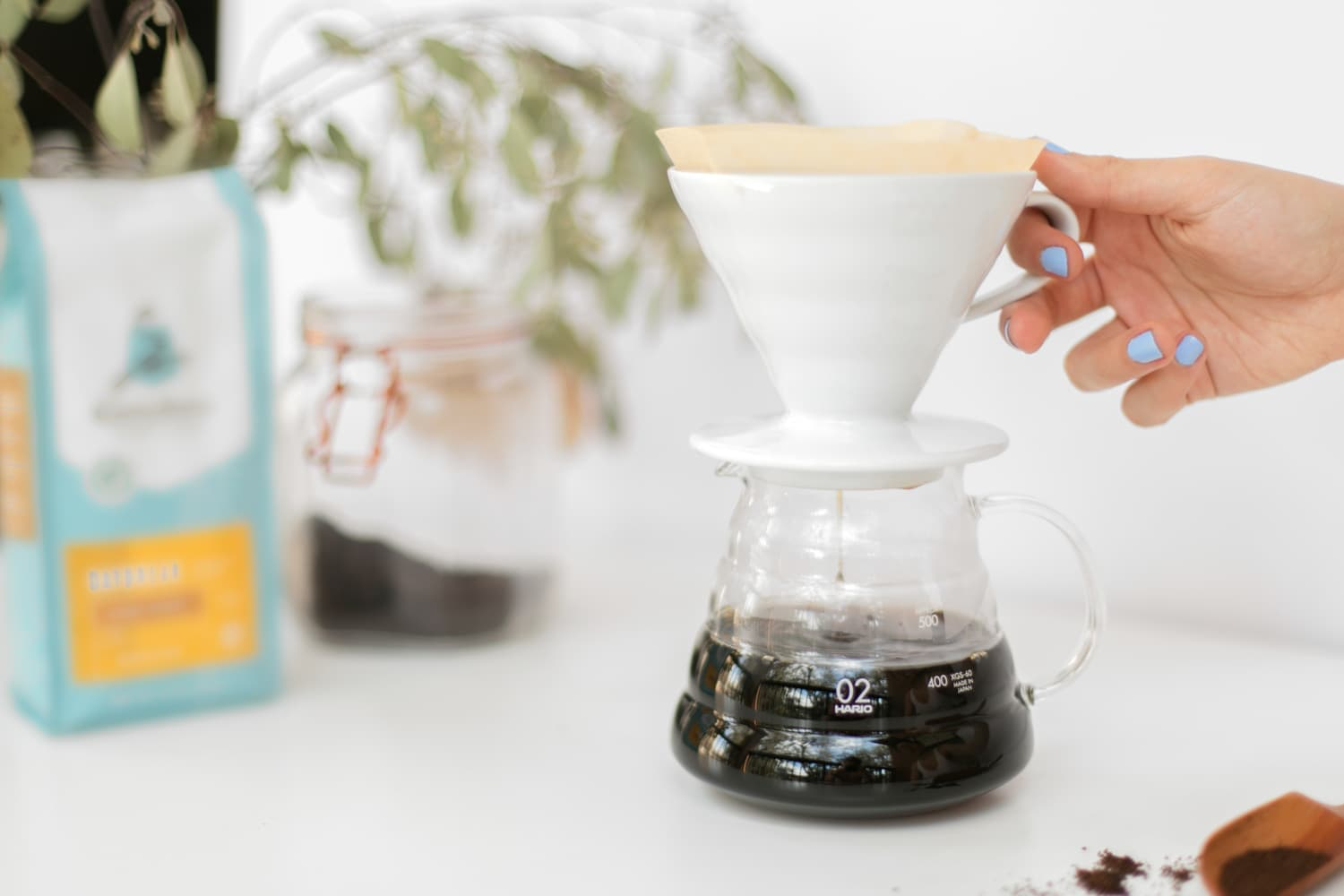 Why You Should Save Your Spent Coffee Grounds