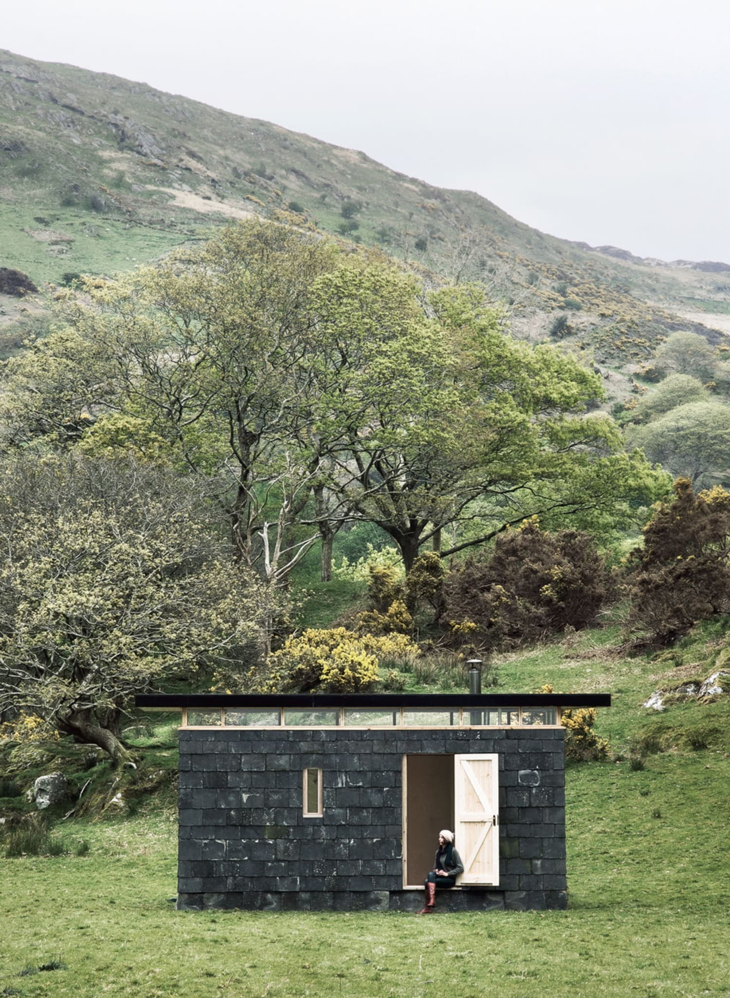 This Writer's Retreat is the Most Stylish Tiny House We've Seen Yet