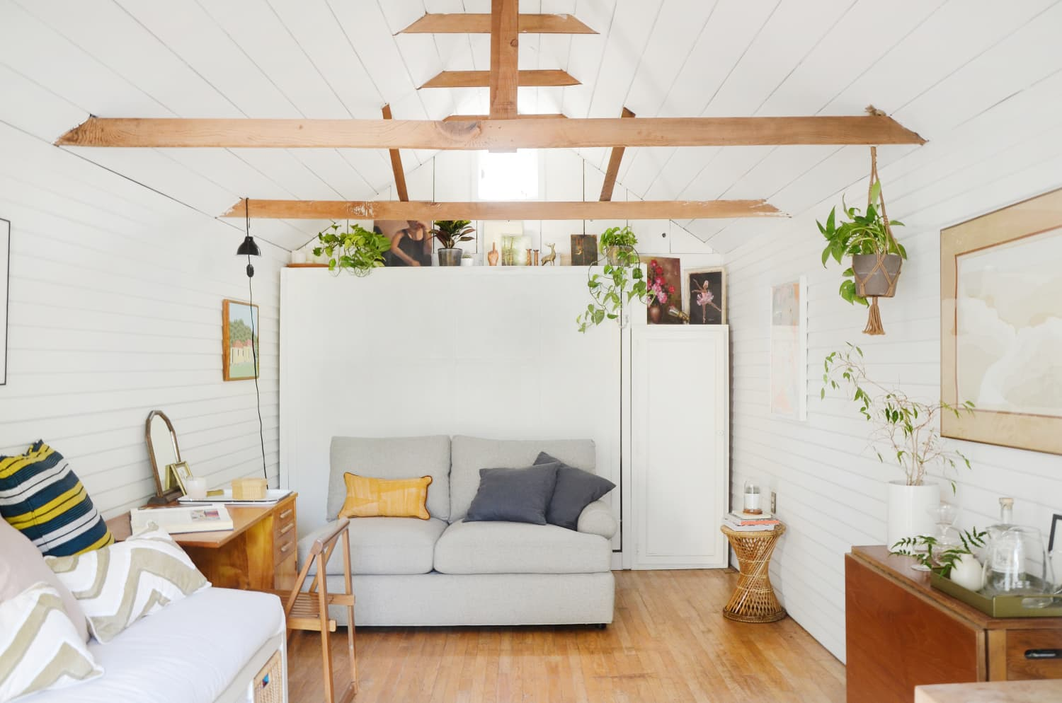 The Best Small Space Organization Solutions—According to People Who Live In Tiny Homes