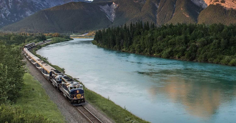 This Scenic Luxury Train Ride Is Travel Goals