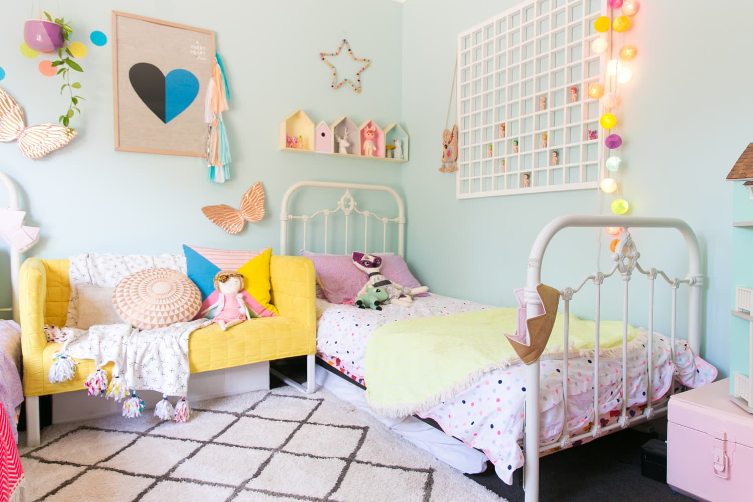 Smart Design Ideas to Steal from Kids' Rooms