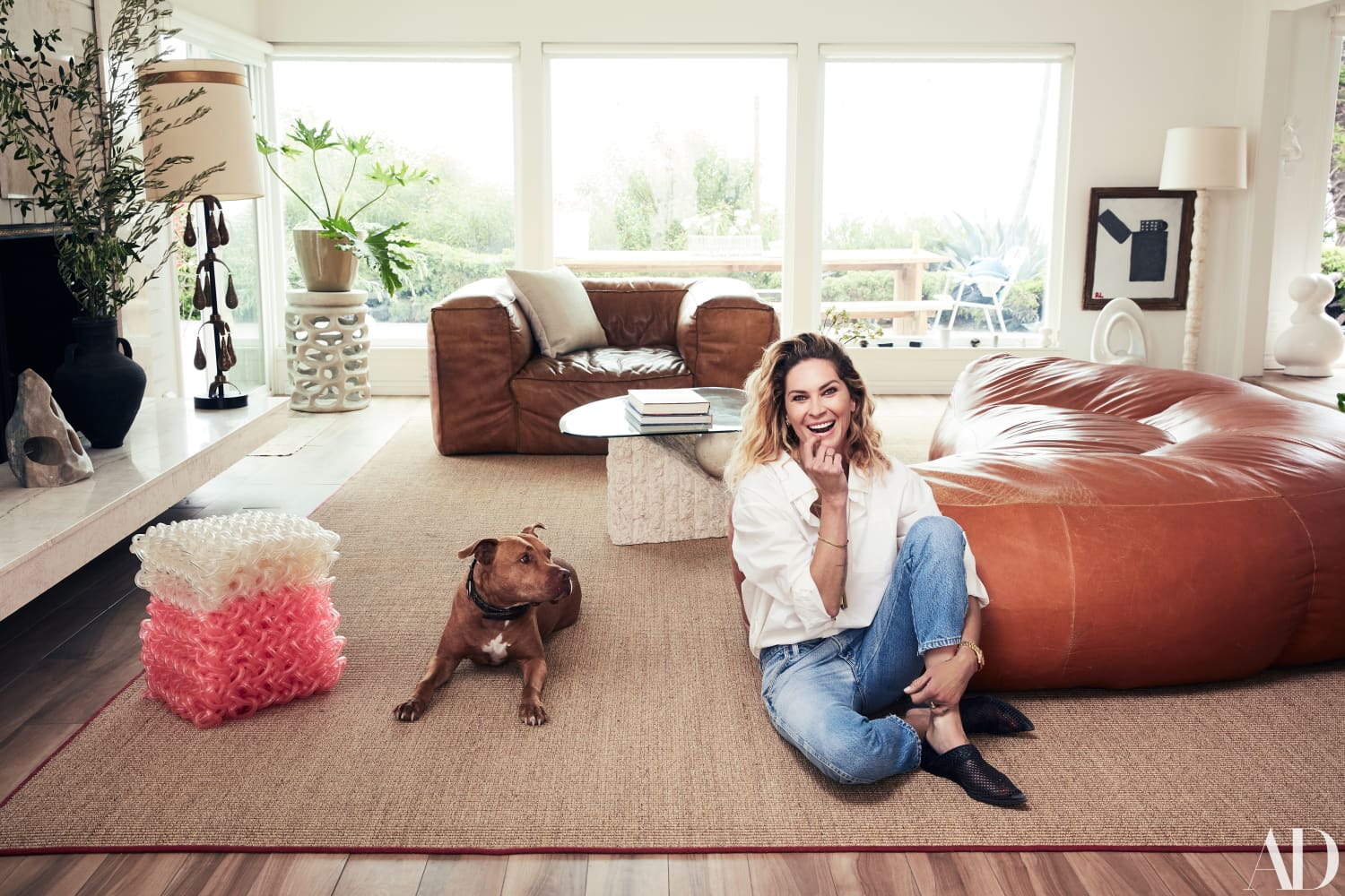 5 Ideas to Steal from Erin Wasson's Art-Filled Home