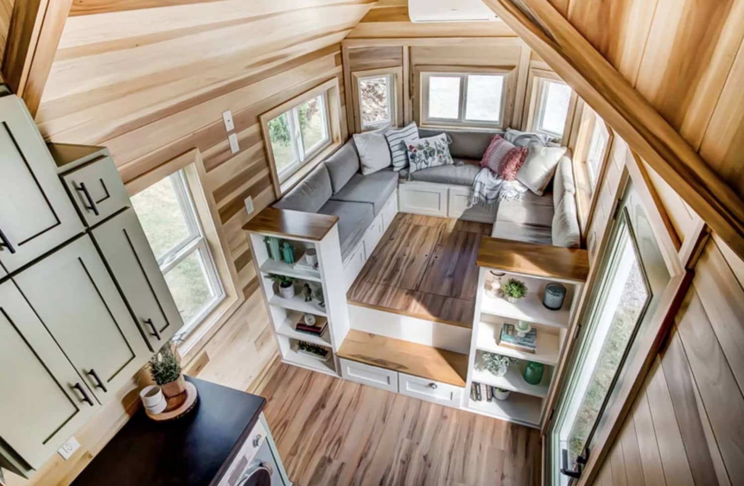 This Tiny House Has a Ton of Super Smart Storage