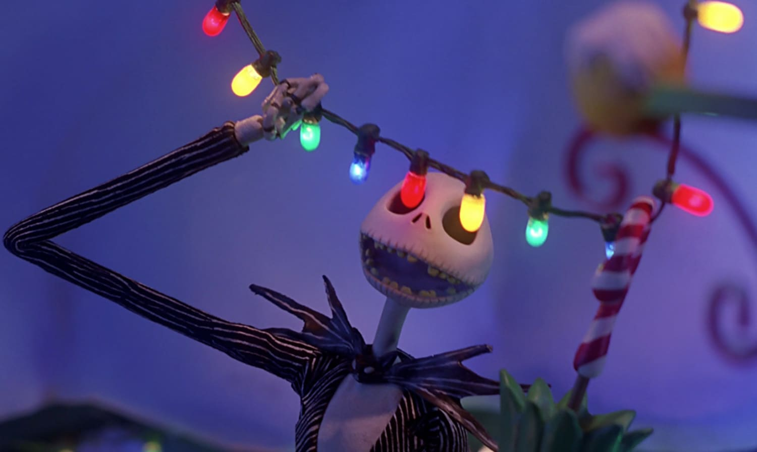 What's This? Disney's New 'Nightmare Before Christmas' Home Decor Will Scary Up Your Space