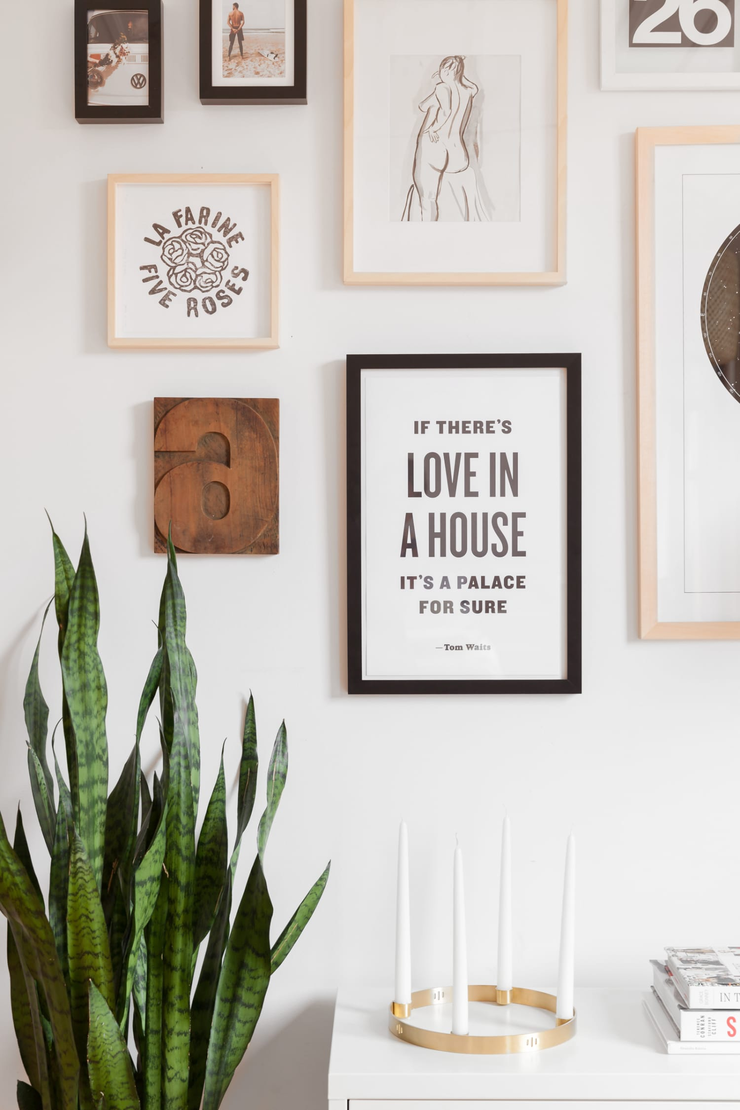 10 Inexpensive Tricks for Expensive-Looking Wall Art