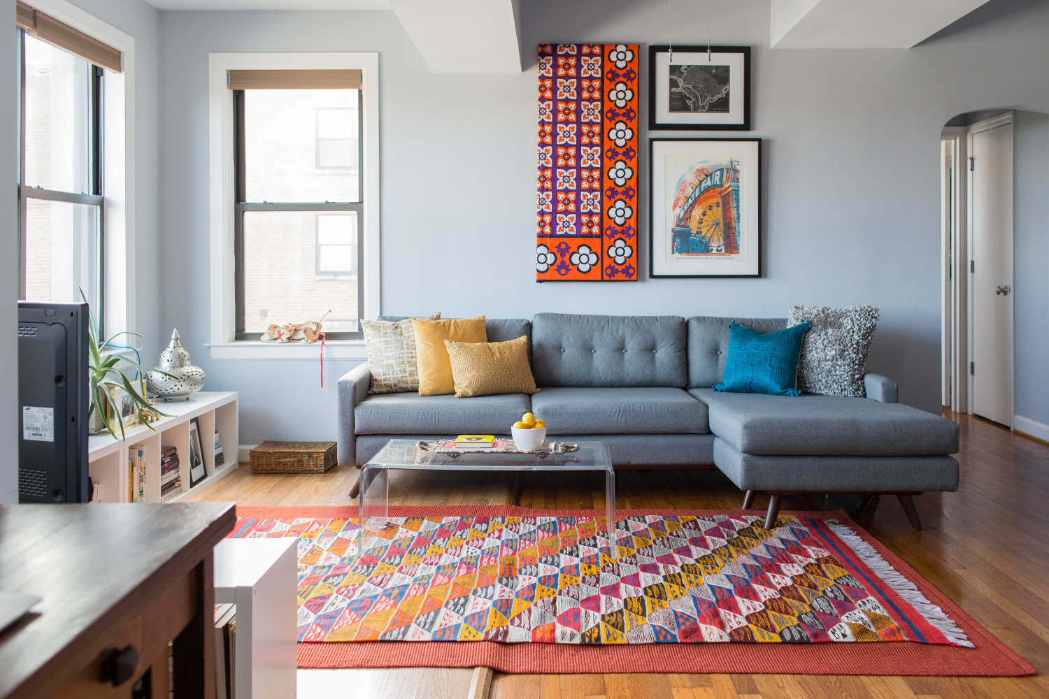 The Effective (and Totally Free) Rug-Cleaning Secret I Learned from My Dad