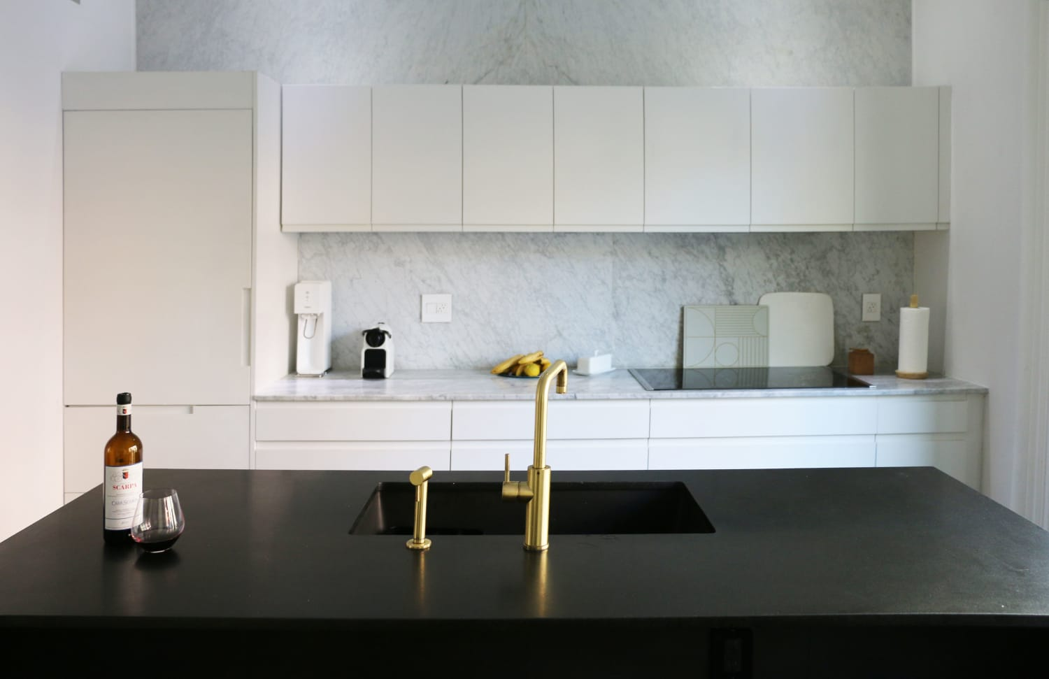 Here's How to Ruin The Trendy Brass Fixtures You Just Spent a Fortune On