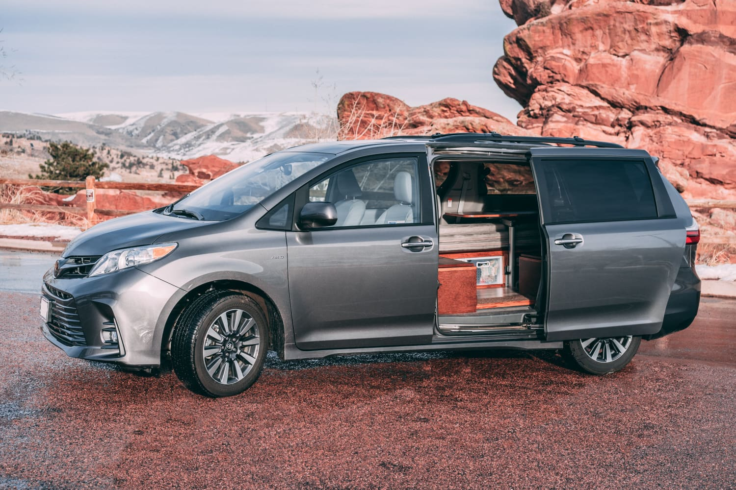This Company Converts Minivans Into Two-Person Campers Starting at $8,500