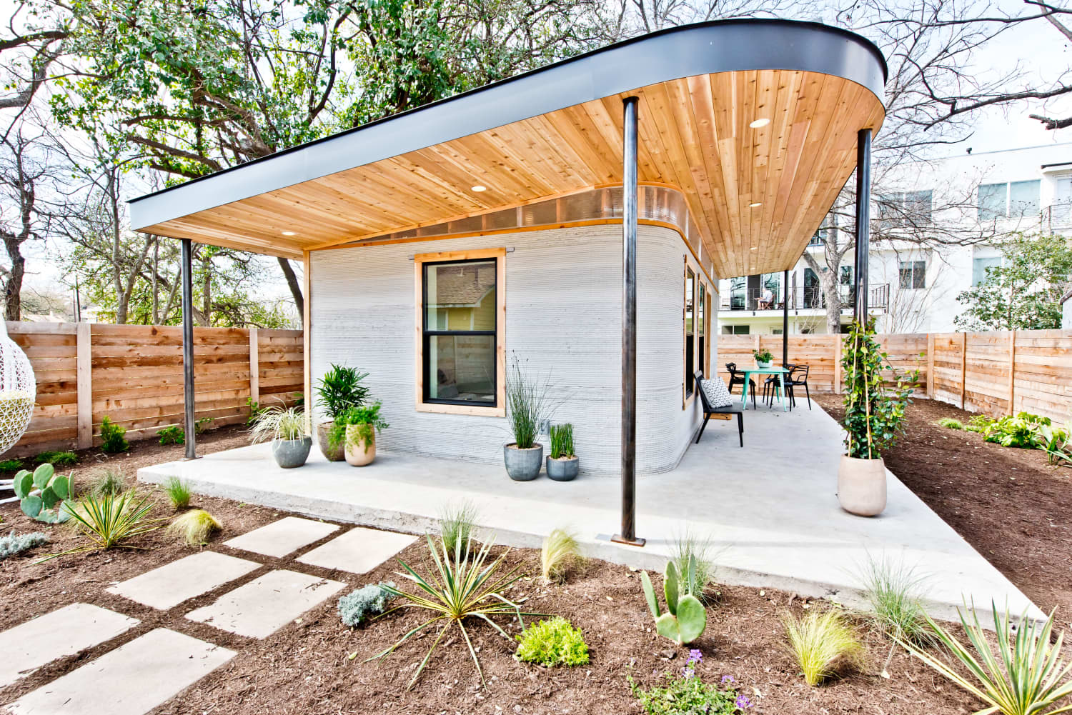 Is This Ultra-Affordable 3D-Printed Tiny House the Home of the Future? | Apartment Therapy