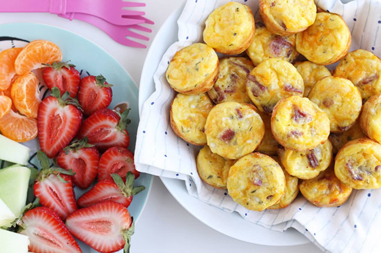 5 Easy Summer Brunch Recipes for the Family