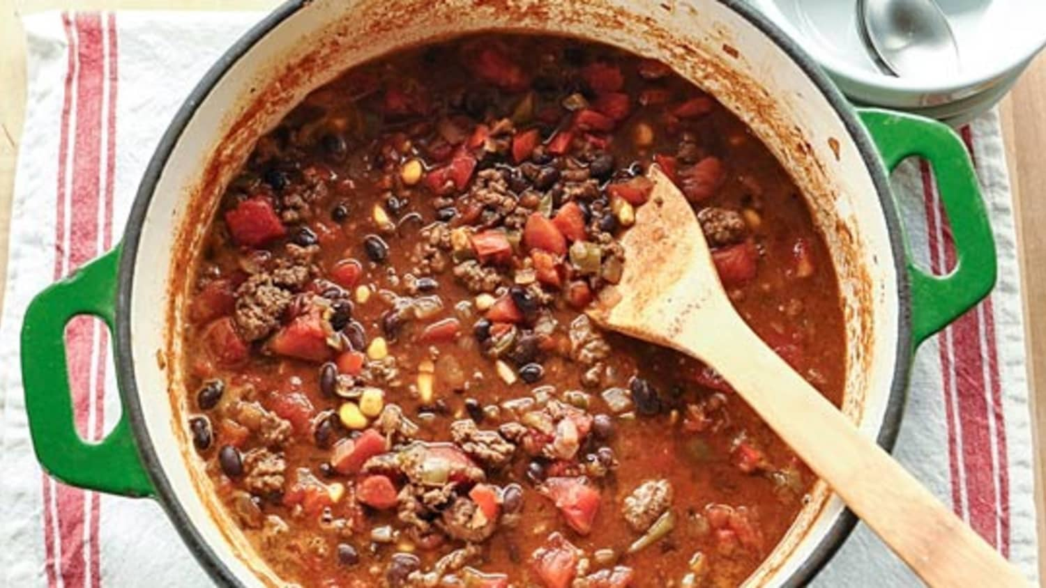 How to Make a Very Good Chili
