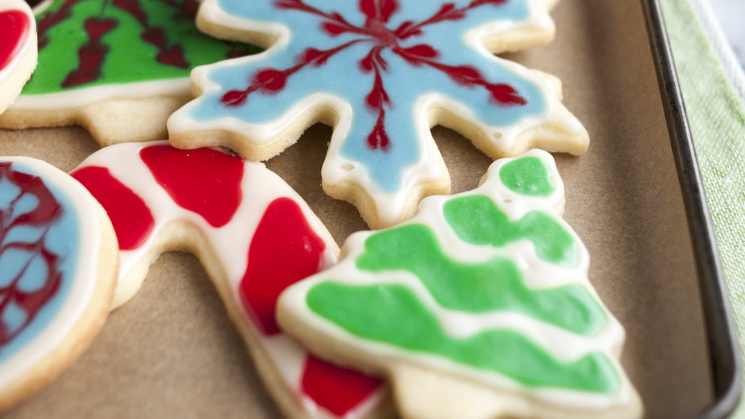 Christmas Cookies Royal Icing.How To Decorate Cookies With Icing