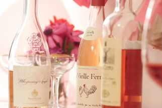 Rosé Wine Glasses