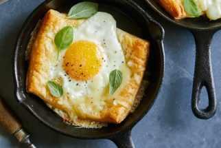 Egg Tartlets