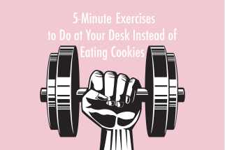 Exercises You Can Do at Your Desk