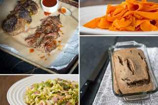 George Bryant's Satisfying Paleo Dinner Menu