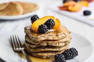 Red Lentil Pancakes