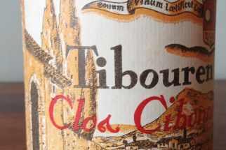 """2010 Tibouren Clos Cibonne """"Cuvée des Vignettes"""" Cru Classé"""